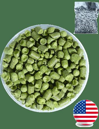 Houblon pellet