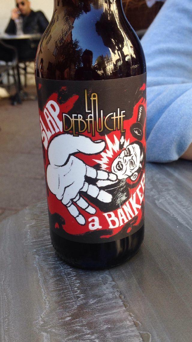 Bière barley wine la débauche