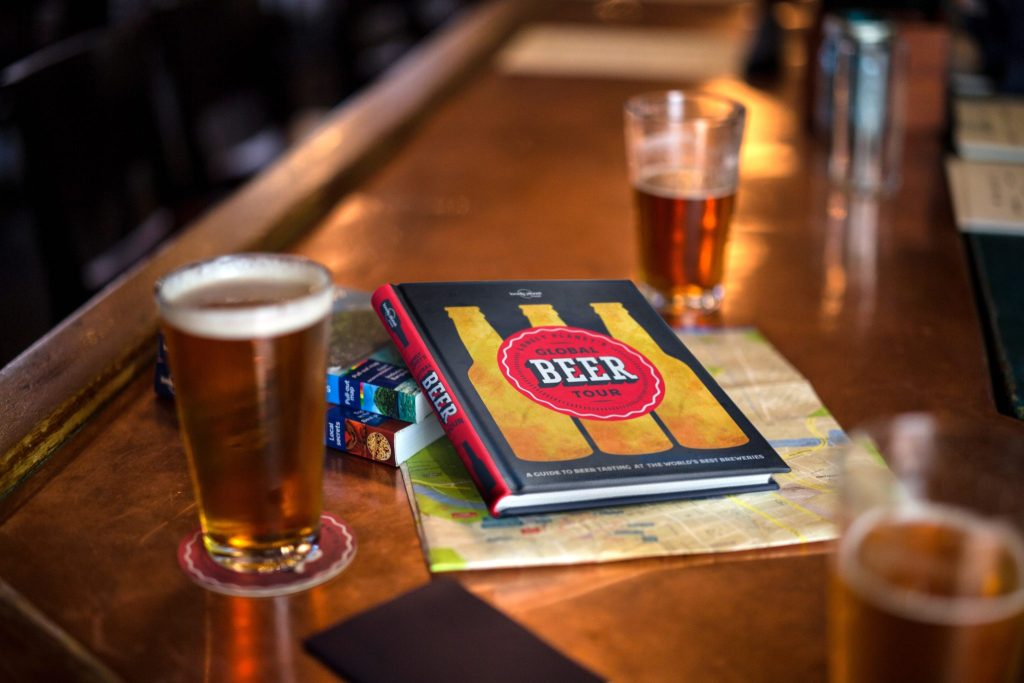 Livre en cadeau bière