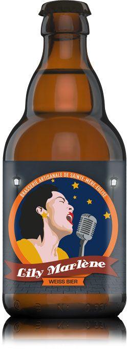 Bière Lily Marlène