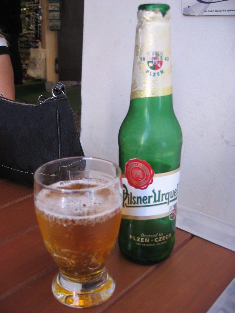 Bière Pilsner Urquell