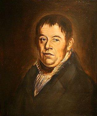 Portrait Joseph Groll