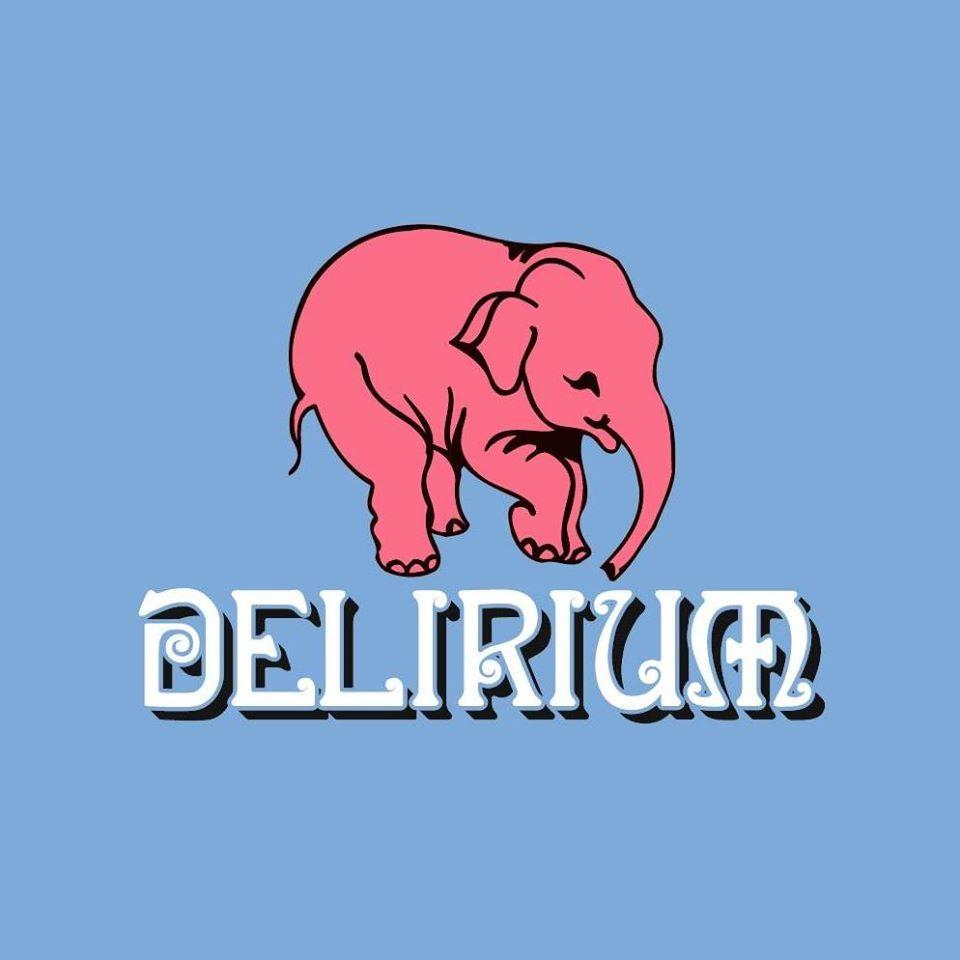Logo Delirium Brewery