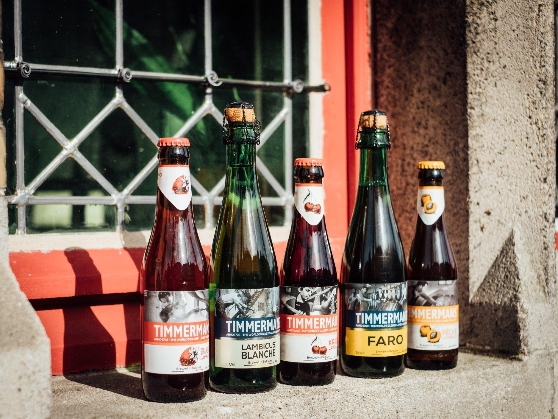 Bière Brasserie Timmermans