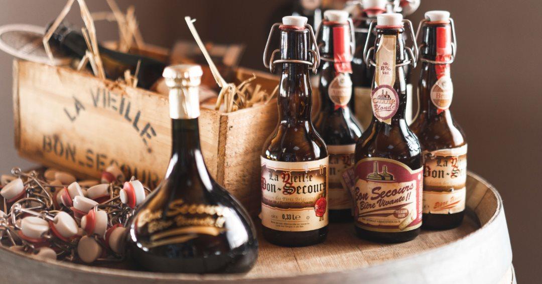 Bière Brasserie Caulier