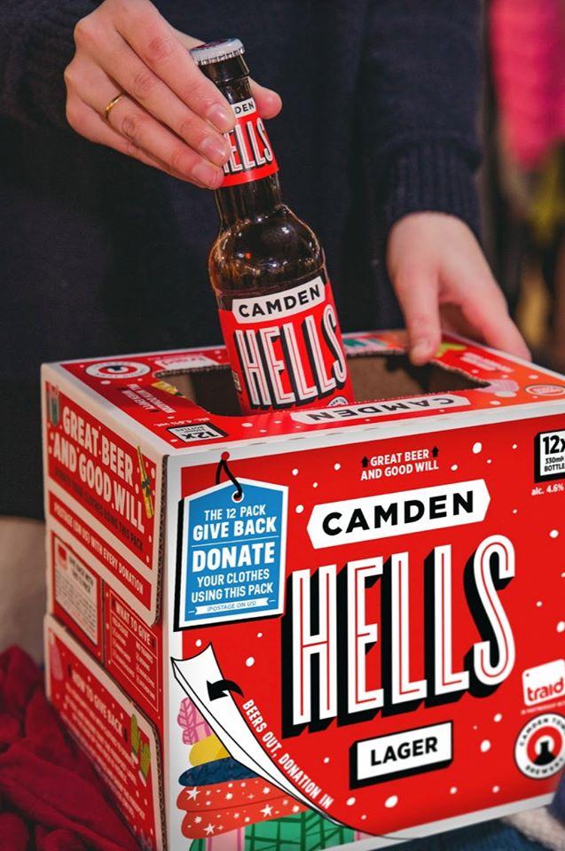 Bière Hells Camden Town Brewery