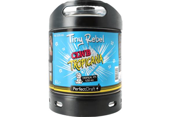Fut club tropicana brasserie tiny rebel