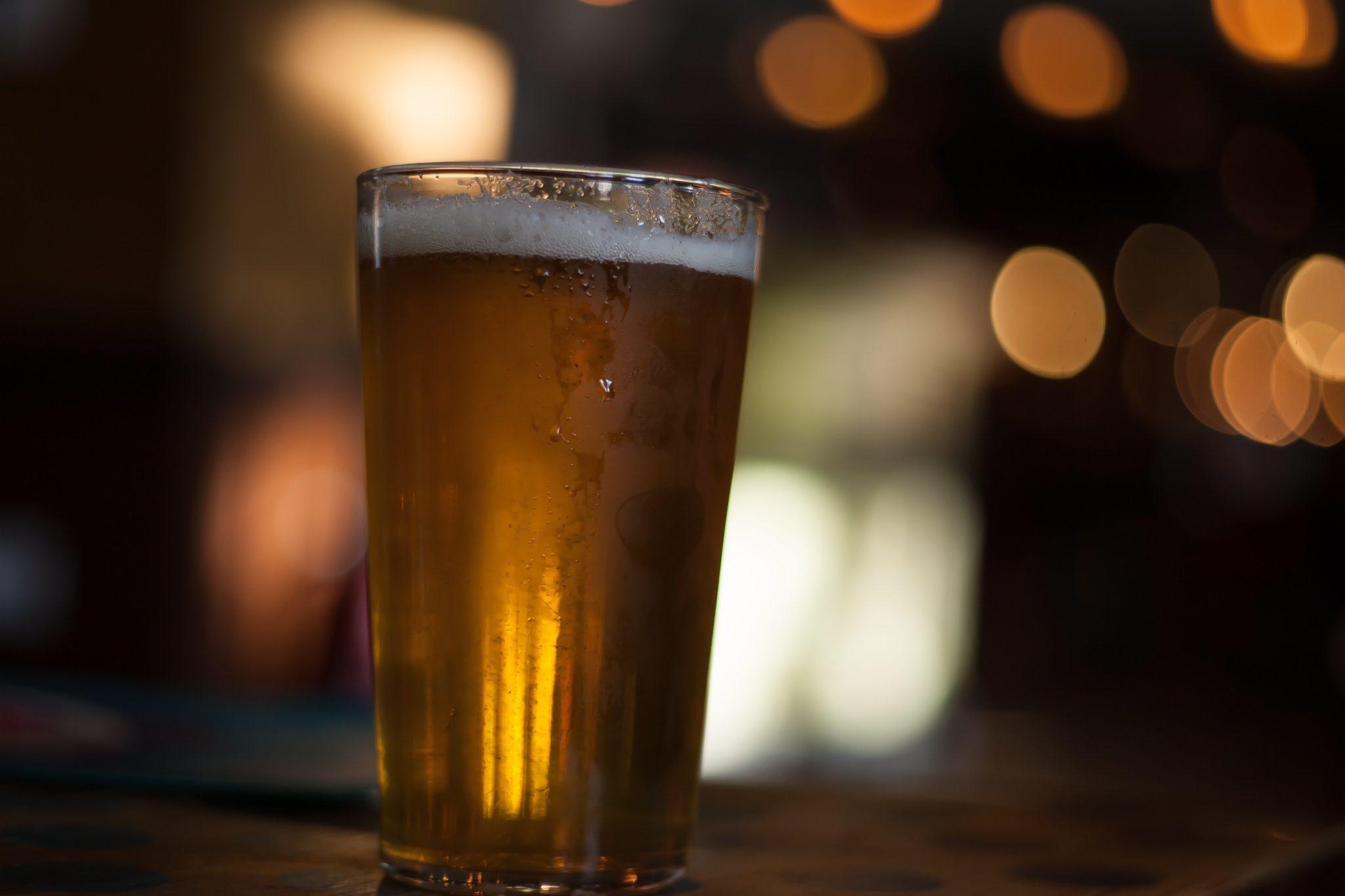 Bière anglaise