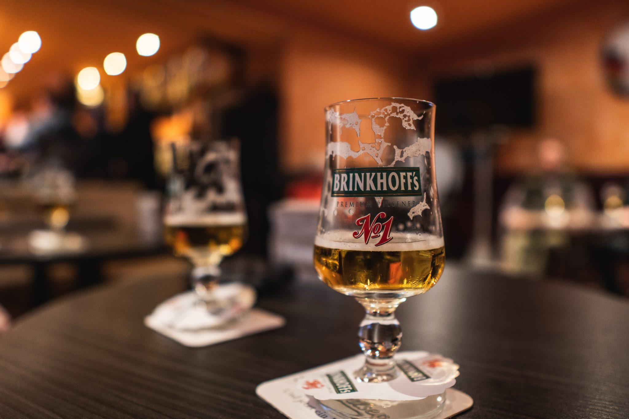 Exemple de bière Allemande