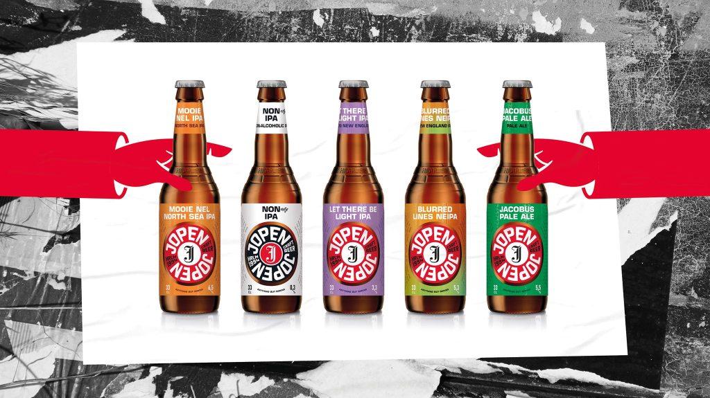 Bière Jopen