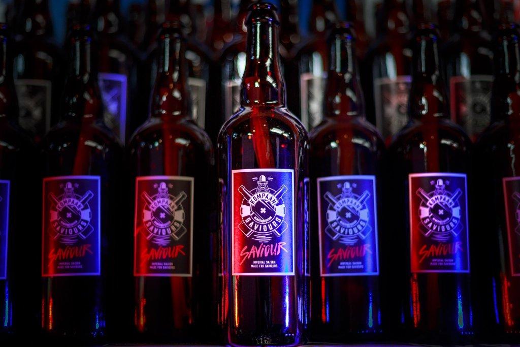 Bière brasserie Kompaan