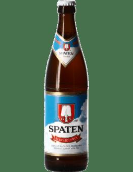 Alcohol-free Spaten
