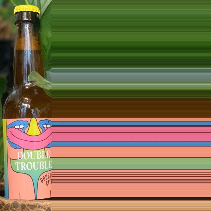 Double Trouble bière brasserie surréaliste