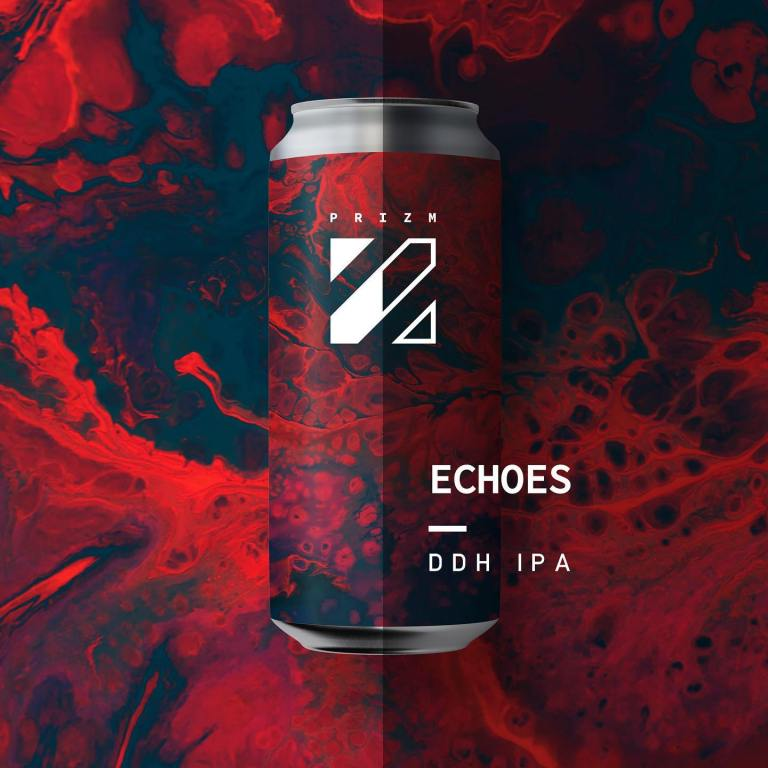 """Bière DDH IPA """"Echoes"""""""