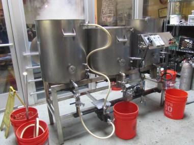 Brew Crew brew system