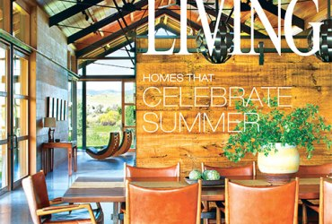 Mountain Living July 2016