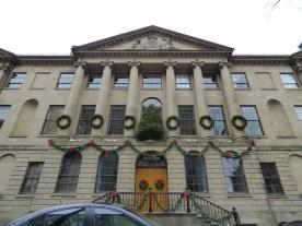 Provincial House.