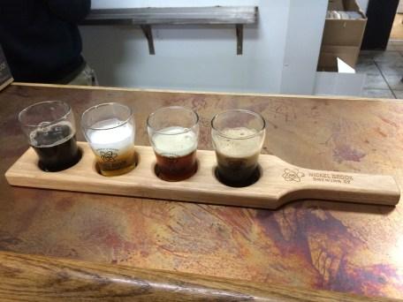 Free beer flight