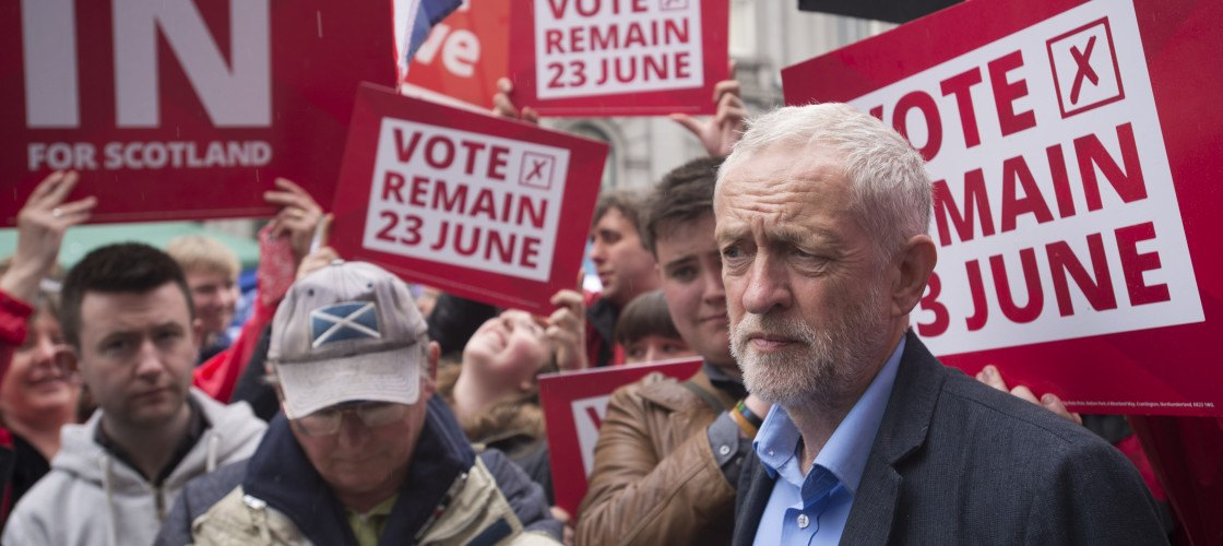 The only group Labour opposition to Brexit won't help is the Labour Party