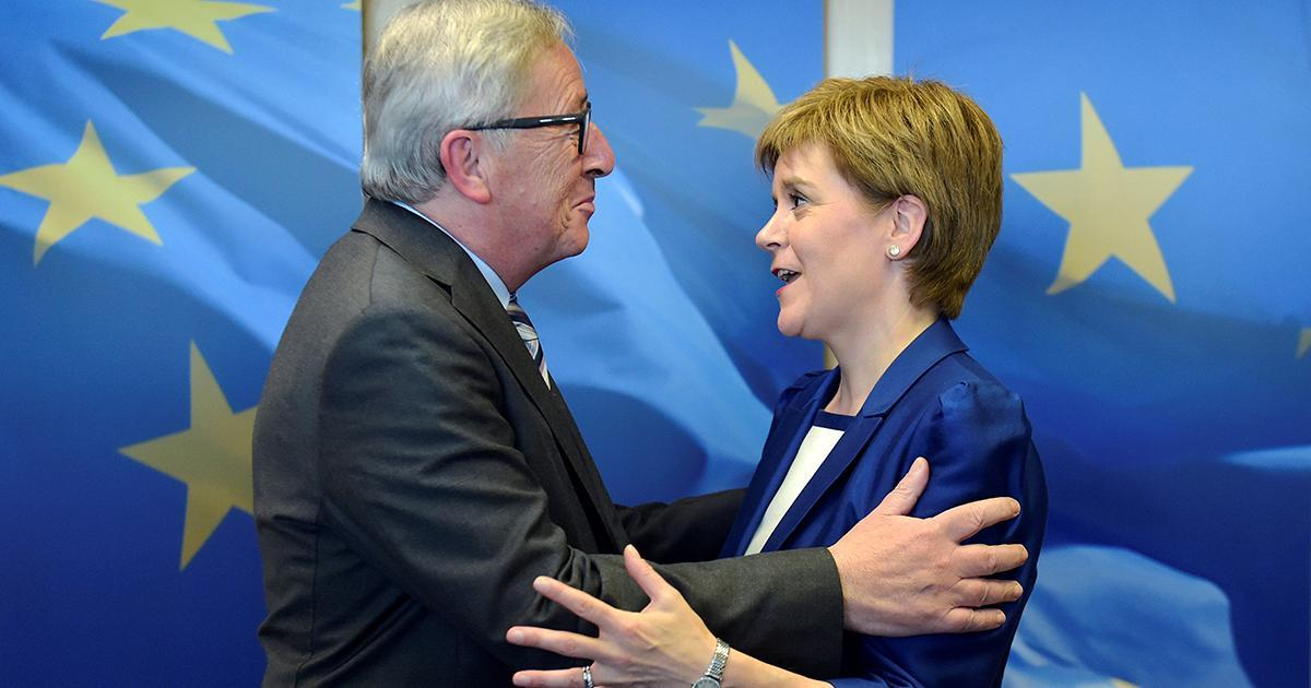 The fatal flaws of Nicola Sturgeon's Brexit strategy