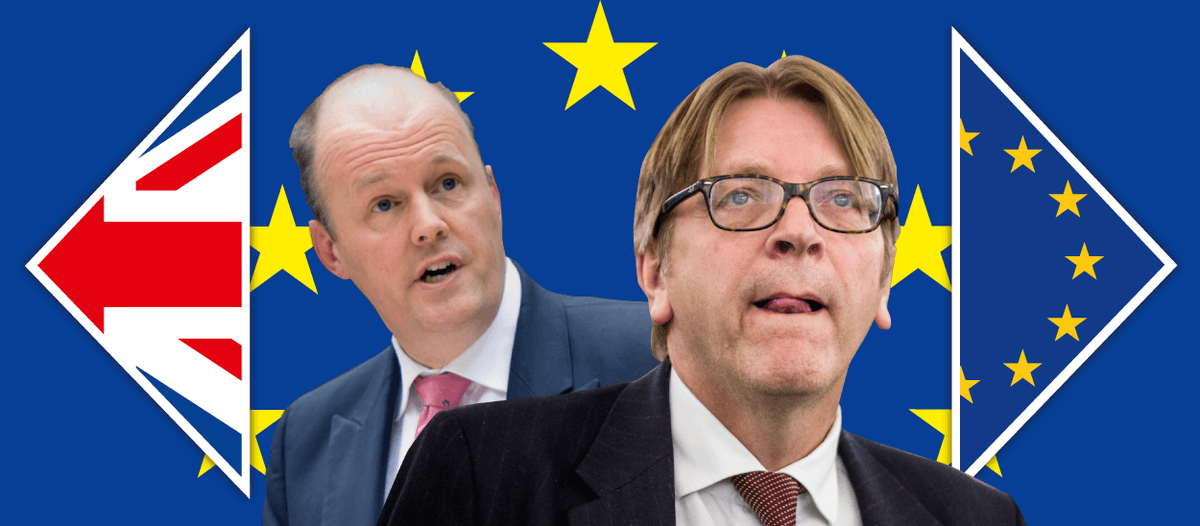 Guy Verhofstadt's federalist vision of his beloved EU will undermine its very future