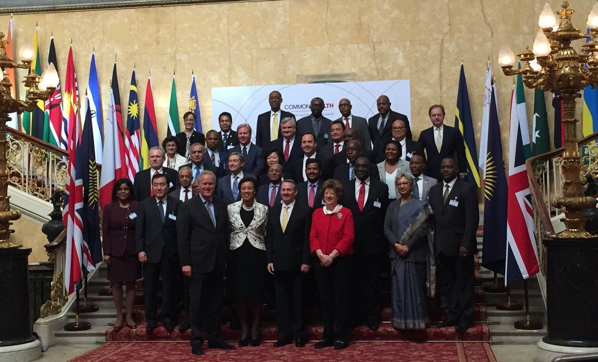 The growing prospects for trade across the Commonwealth are becoming especially attractive and important