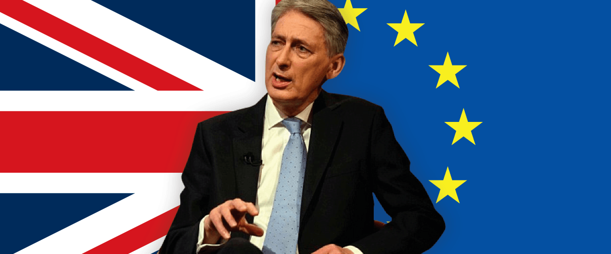 Philip Hammond to give brighter outlook for UK's Brexit-bound economy today: Brexit News for Tuesday 13 March