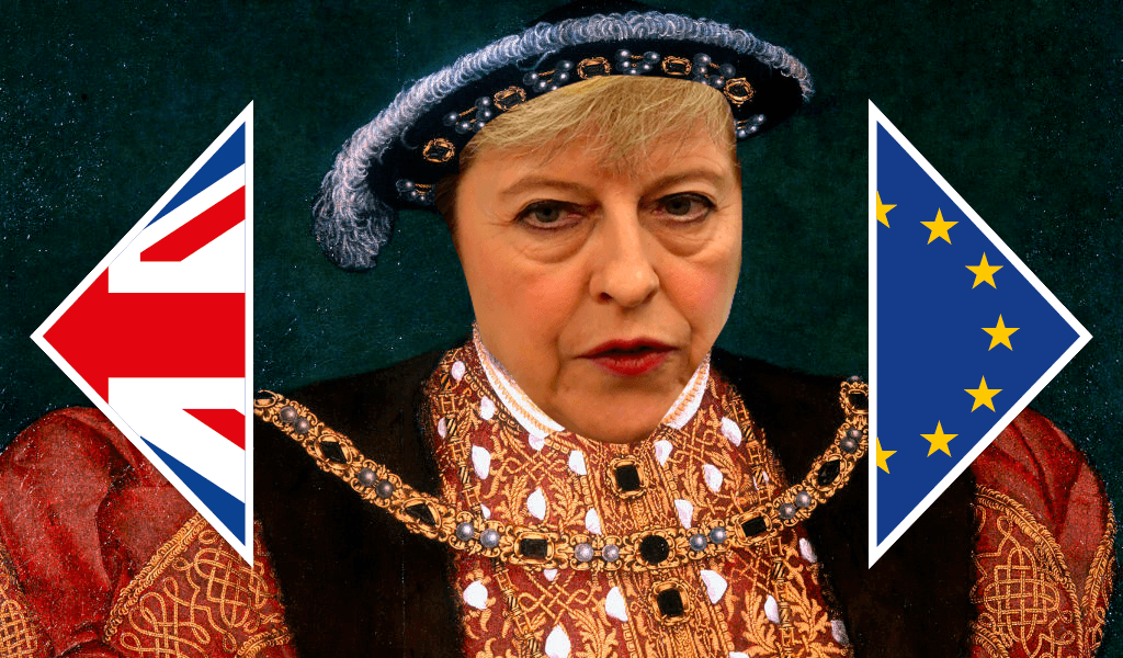 """""""Henry VIII powers"""" are just Remainer tosh"""