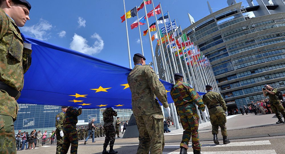 The UK must not unwittingly get sucked into participating in an EU army