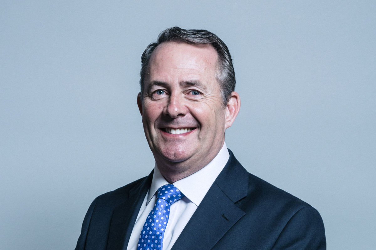 Liam Fox speech: Britain's Positive Future