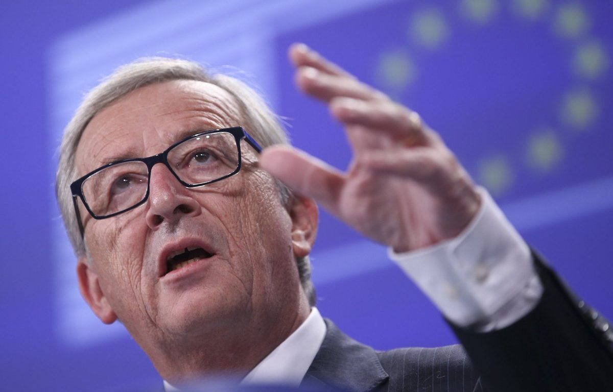 Juncker has exposed the Remainers' 'Big Lie' that there is no plan to create an EU superstate