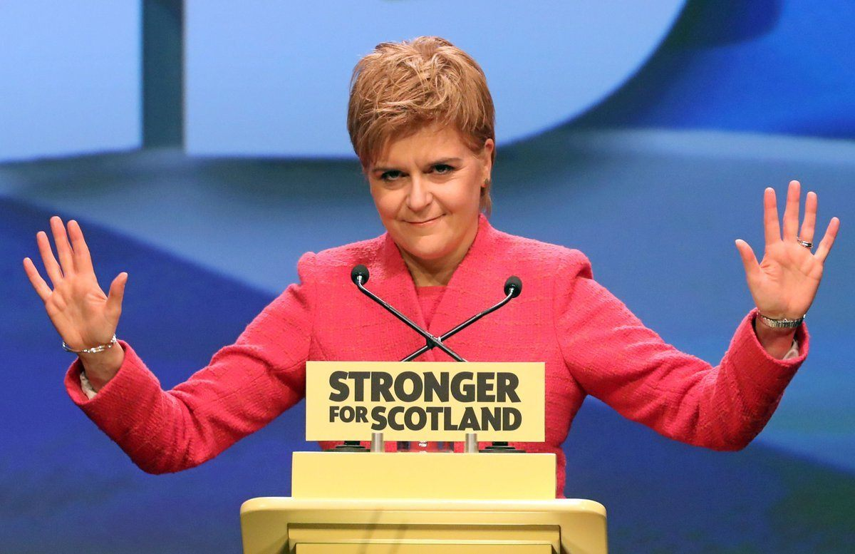 SNP attempts to thwart the EU Withdrawal Bill show they're only 'Stronger for Brussels'