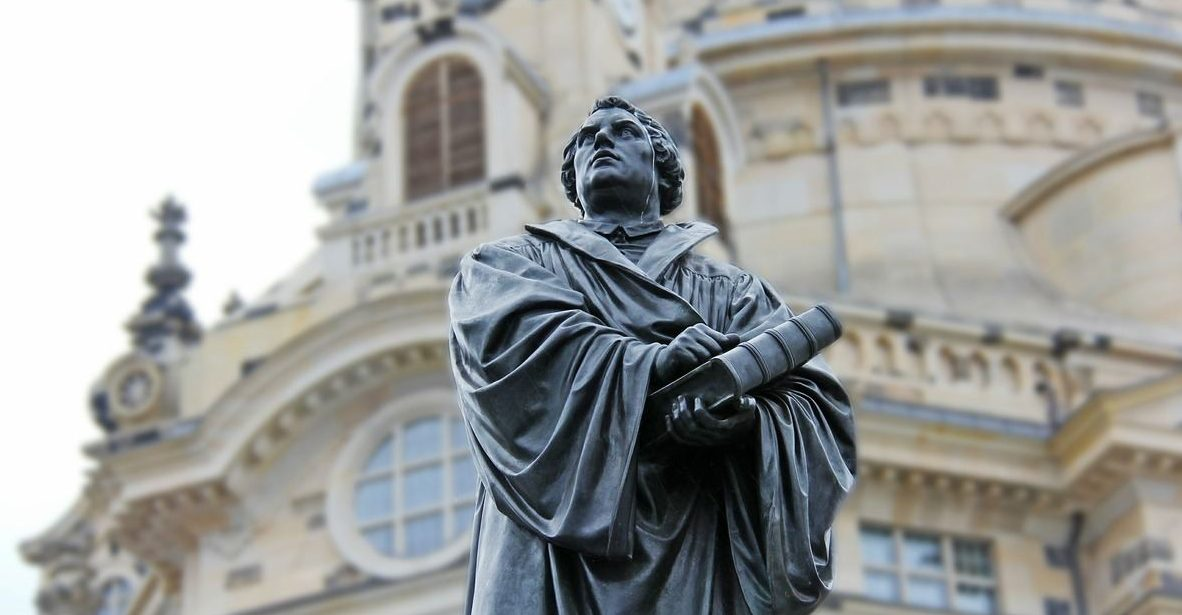 500 years after Martin Luther challenged the power of the Catholic Church, Europe is still making the same mistakes
