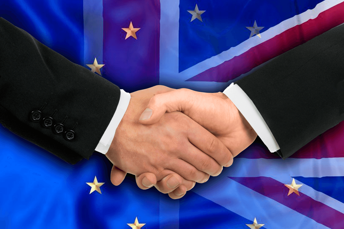 Continental voices are now queuing up to demand a swift UK-EU trade deal