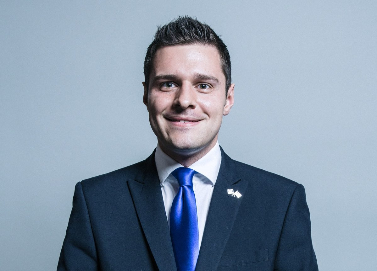 Scottish Tory Brexiteer Ross Thomson hopes Theresa May will deliver more Thatcher-style hand-baggings in Brussels