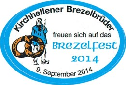 Brezelfest 2014