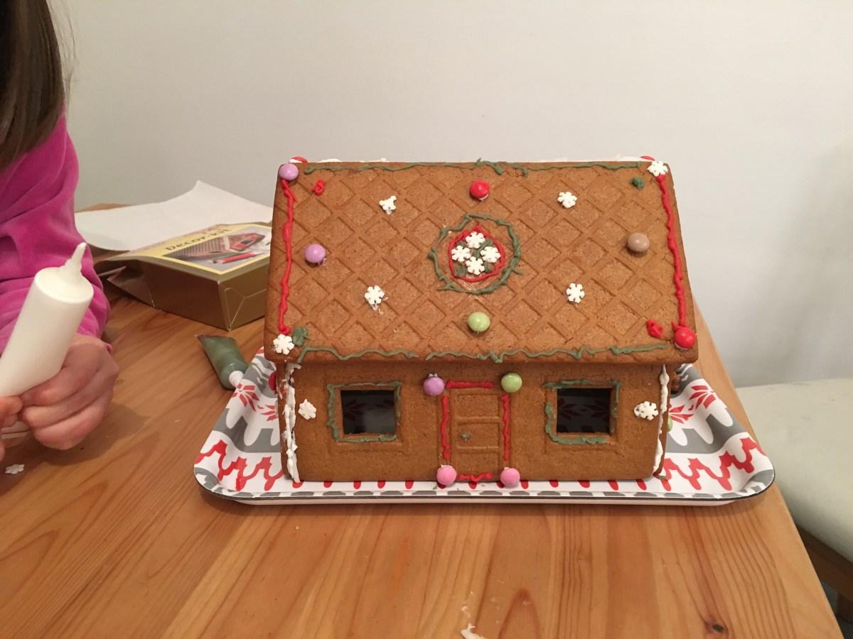 Café del finde #6: Fiesta de Navidad, manualidades y familia.