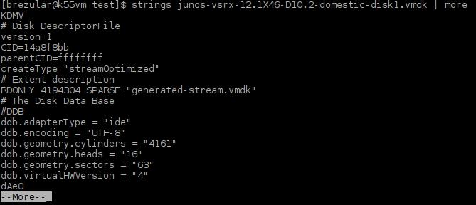 How to run Juniper Firefly Perimeter vSRX on GNS3