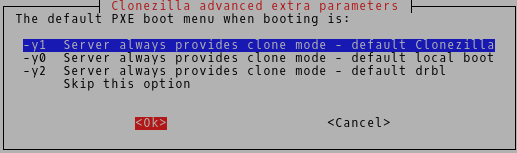 Clonezilla Server Edition Installation on Ubuntu
