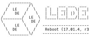 LEDE on Raspberry PI | Brezular's Blog