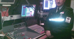 James Crane from the Kent County Council Community Wardens At BRFM Bridge Radio on the Daniel Monday night community show