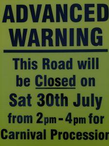 Leysdown Road closure