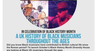 To launch Black History Month, join us at Ideas Test this SaturdayTo launch Black History Month, join us at Ideas Test this Saturday