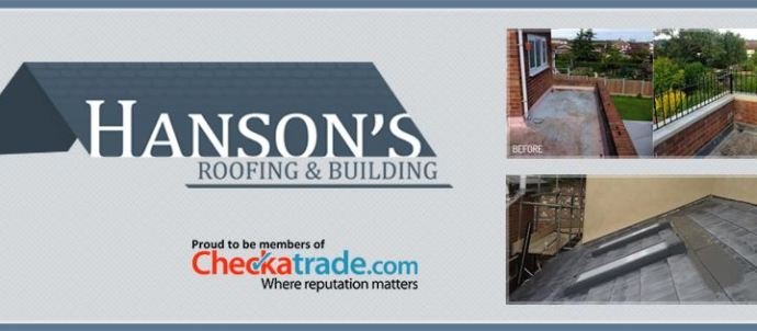 Hansons Roofing & Building Ltd