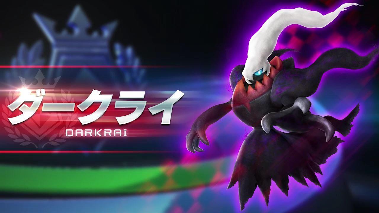 【ポケモンGO】 ダークライ 伝説レイド確定ですね。ジオングに似てる