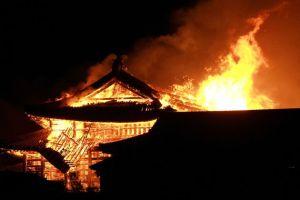 【首里城火災】 那覇市消防局撮影の動画や写真を公開やっぱり撮ってたんだ!
