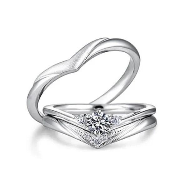 命中注定・鑽戒   B.R.H Diamond Collection 日本德國婚戒專門店