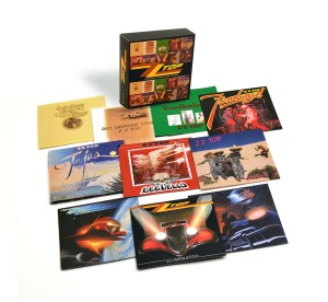 ZZ TOP: THE COMPLETE STUDIO ALBUMS (1970-1990)