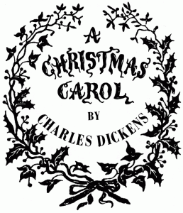 A Christmas Carol by Charles Dickens, read by Brian Beihl
