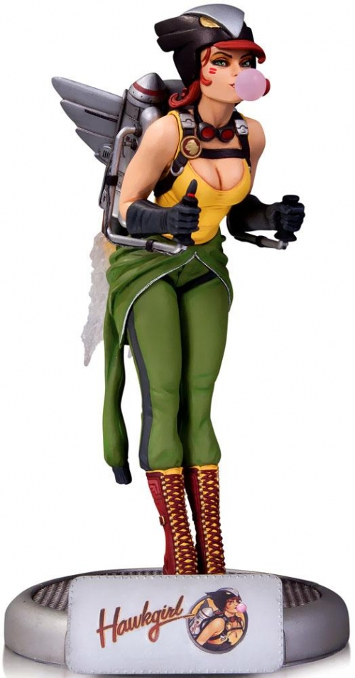 Hawkgirl Bombshell Statue Brian Carnell Com